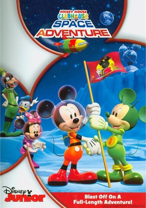 La Casa de Mickey Mouse: Aventura en el Espacio (2011)[DVDR ...